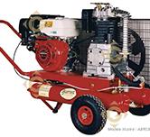 Wheelbarrow compressor ABRES GUERNET GAMMEABRES GUERNET COMPRESSEURS
