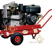 Wheelbarrow compressor LORD GAMMELORD GUERNET COMPRESSEURS