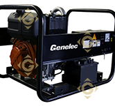 Single-phase Generating Set  GLA3-6 M5 GENELEC