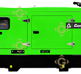 Groupe Électrogène Industrielle Triphasé GLA1-16 T5 GENELEC