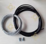 Câble et gaine vendu au mètre avec arrêt de gaine poigné H100001 / D010051 / 0301142  GDN Industries
