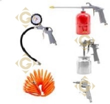 Spare parts-NEW WAY by GUERNET-Spray and Tooling