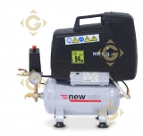 Compressors with direct drive on tank 6L B6- 6LI NEW WAY by GUERNET