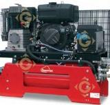 Compressor on skid diesel and gasoline SKIDAIR LOG GUERNET COMPRESSEURS