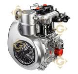 Moteur Lombardini 12LD 477 Diesel