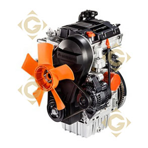 Moteur Lombardini LDW 502 Diesel
