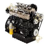 Moteur Lombardini KDI 2504 TCR Diesel