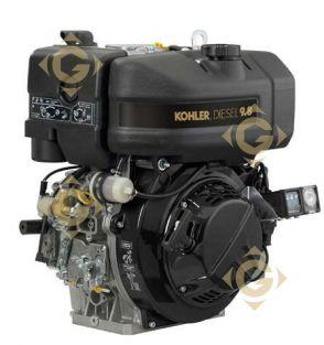 Moteur Lombardini 15LD 400/ KD400 Diesel