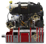 Engine Kohler CV 980 Gasoline
