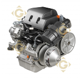 Moteur Lombardini LDW492 Diesel