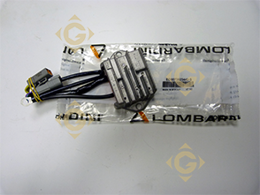 Spare parts Voltage Regulator 12V 7362344 For Engines LOMBARDINI, by marks LOMBARDINI