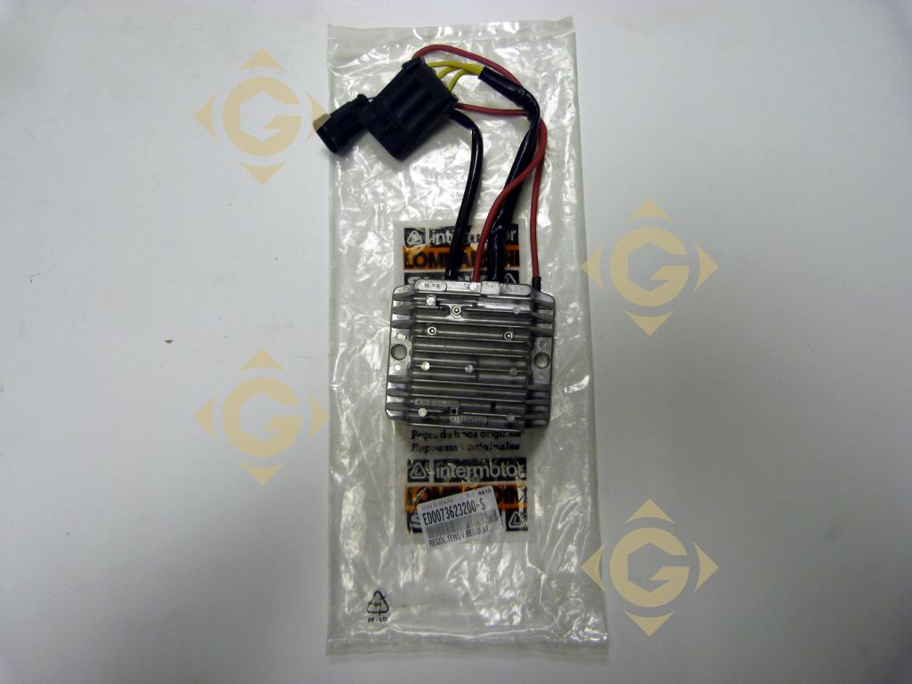 voltage regulator 12v 7362320 engines lombardini gdn industries. Black Bedroom Furniture Sets. Home Design Ideas