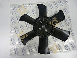 Spare parts Blower Fan 9718324 For Engines LOMBARDINI, by marks LOMBARDINI