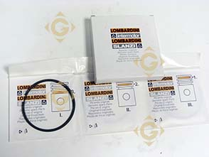 Spare parts Ring +1,00 8211229 For Engines LOMBARDINI, by marks LOMBARDINI
