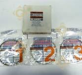 Série Segment +1,00 8211214 moteurs Lombardini