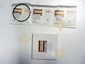 Pièces détachées Série Segment std 8211224 Pour Moteurs Lombardini, de marque Lombardini