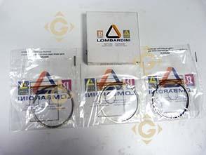 Pièces détachées Série Segment +0,5 8211142 Pour Moteurs Lombardini, de marque Lombardini