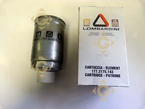 Pièces détachées Cartouche Filtre à Gasoil 2175299 Pour Moteurs Lombardini, de marque Lombardini