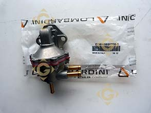 Spare parts Fuel Pump 6585070 For Engines LOMBARDINI, by marks LOMBARDINI