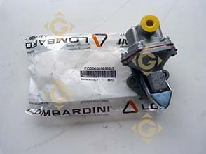 Spare parts Fuel Pump 6585051 For Engines LOMBARDINI, by marks LOMBARDINI