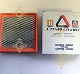 Cartouche Filtre à Air 2175134 moteurs Lombardini