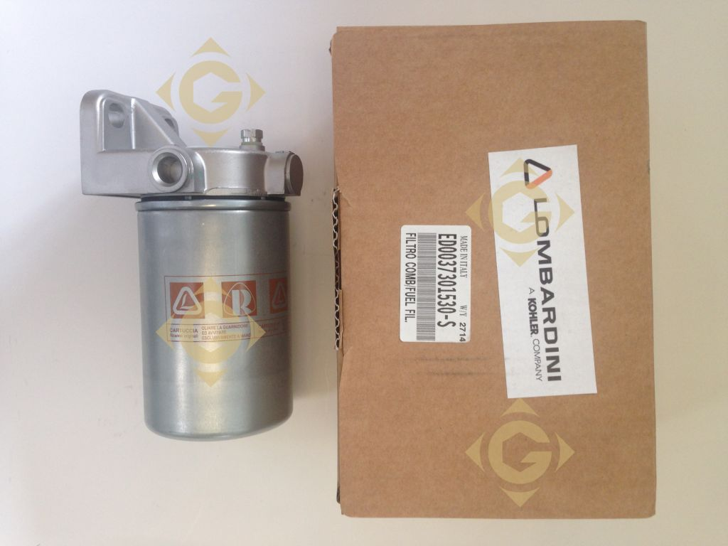 spare parts fuel filter 3730153 for engines lombardini, by marks lombardini