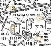 Injector Pump 6590372 engines LOMBARDINI