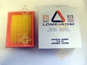 Spare parts Air Filter Cartridge 2175172 For Engines LOMBARDINI, by marks LOMBARDINI