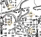 Injector Pump 6590319 engines LOMBARDINI