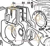 Shroud 2569116 engines LOMBARDINI