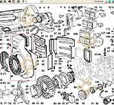 Shroud 2569224 engines LOMBARDINI