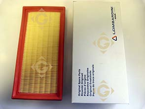 Spare parts Air Filter Cartridge 2175165 For Engines LOMBARDINI, by marks LOMBARDINI