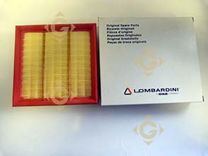 Spare parts Air Filter Cartridge 2175273 For Engines LOMBARDINI, by marks LOMBARDINI