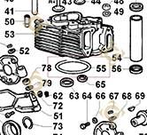 Head Gasket 0,70 4730564 engines LOMBARDINI