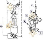 Air Prefilter k6308304s engines KOHLER