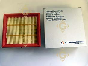 Spare parts Air Filter Cartridge 2175180 For Engines LOMBARDINI, by marks LOMBARDINI
