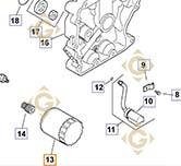 Oil Filter k1205001s engines KOHLER