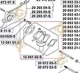 Carburetor k2085333s engines KOHLER