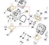 Pompe Essence k2455912s moteurs Kohler