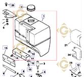 Réservoir k4106514s moteurs Kohler