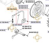 Spare parts Module Ignition k6258404s