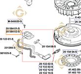 Spare parts Module Ignition k2058403s