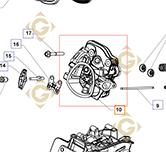 Pièces détachées Kit Culasse  k1731804s