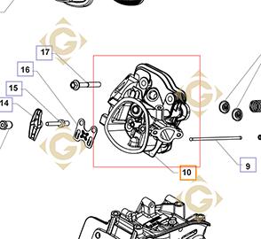 Pièces détachées Kit Culasse  k1731804s Pour Moteurs Kohler, de marque Kohler