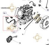 Module d'allumage k1758401s moteurs Kohler