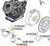 Module d'allumage k1758402s moteurs Kohler