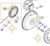 Alternateur k1208506s moteurs Kohler