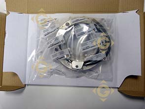 Spare parts Alternator 12V 1157153 For Engines LOMBARDINI, by marks LOMBARDINI