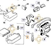 Régulateur k2575503s moteurs Kohler