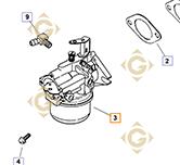 Carburetor Kit k4785320s engines KOHLER
